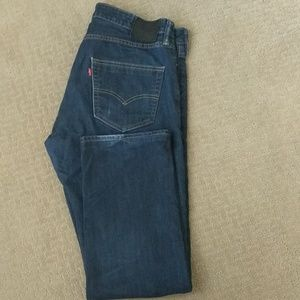 Men's Levi's denim jeans sz W34 L32